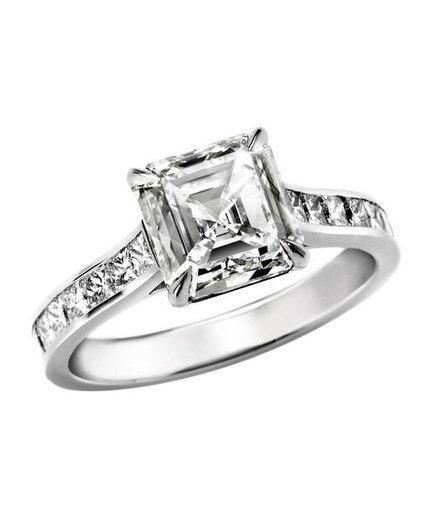 Unique Simple Engagement Rings David Alan Jewe...