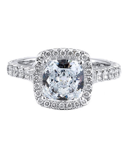 Michael M R261 Engagement Ring