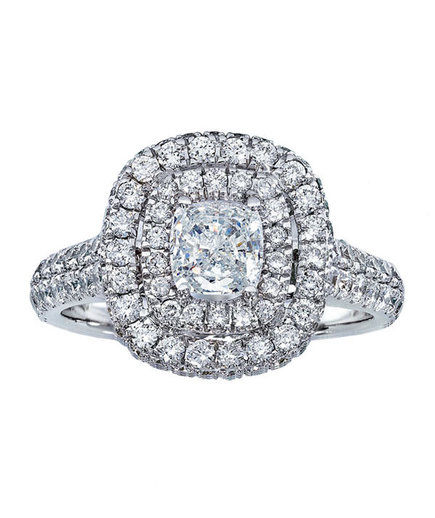 Neil Lane Diamond Engagement Ring for Kay Jewelers