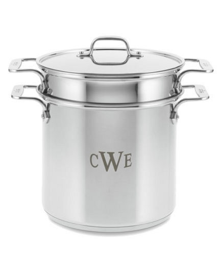 Easy Wedding Gift Ideas: All Clad Perforated Multipot