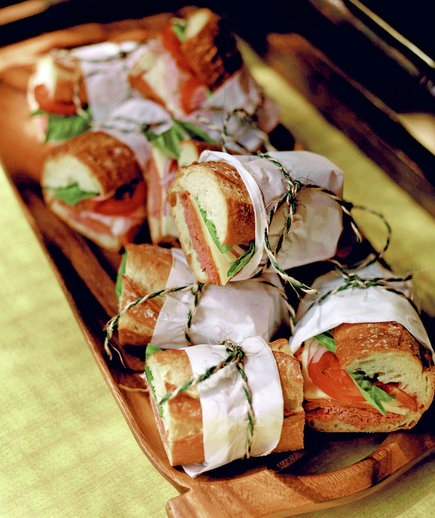 Wedding Finger Food Buffet: Wedding Menu Planning Tips From An Industry Insider
