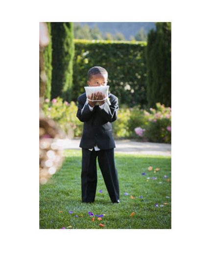 Adorable Ideas For Your Flower Girl And Ring Bearer