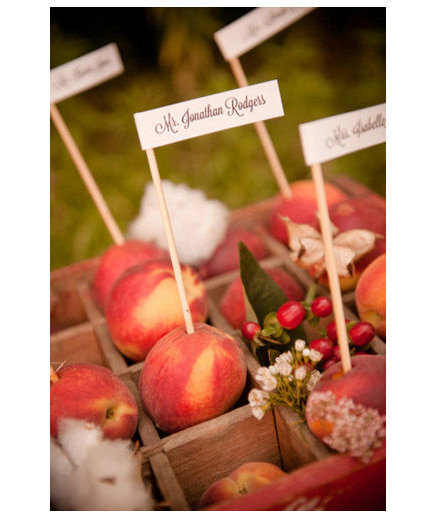Creative Wedding Place Card Ideas: Creative Ideas For Wedding Place Cards