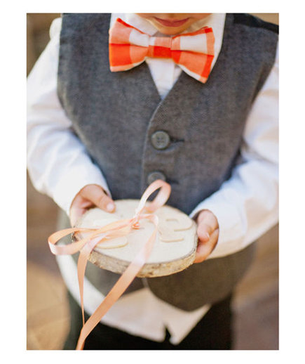 Creative Ring Bearer Pillow Ideas Real Simple