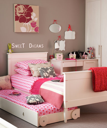 Kids Shared Room Decorating Ideas: Shared Bedroom Ideas For Kids - Real Simple