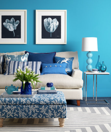 Colorful Living Room Design Online: Colorful Decorating Ideas For A Small Room