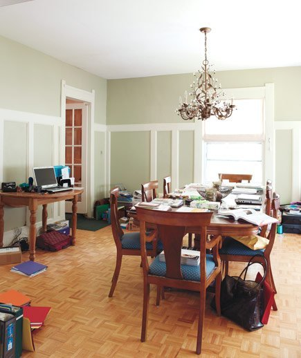 home office dining room get organized with these home