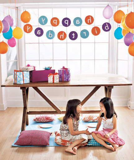 3 Party Themes For Kids - Real Simple