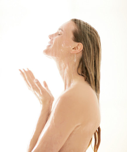 woman-shower