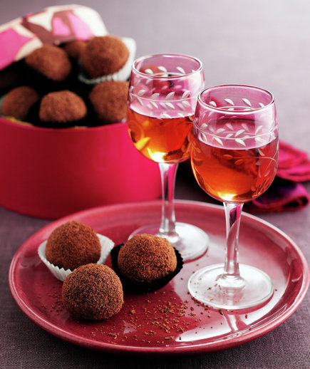 chocolate-truffles-sherry