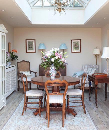 Traditional Dining Room: 32 Elegant Ideas For Dining Rooms - Real Simple