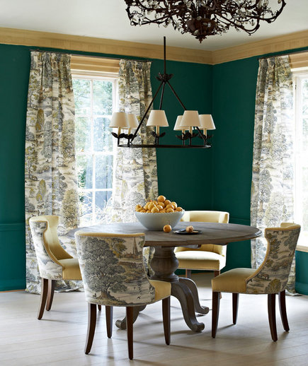 Feast Your Eyes Gorgeous Dining Room Decorating Ideas: 32 Elegant Ideas For Dining Rooms - Real