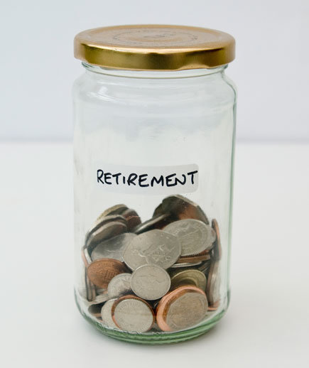 Retirement Jar | Jar of Money - Retirement When using this i… | Flickr