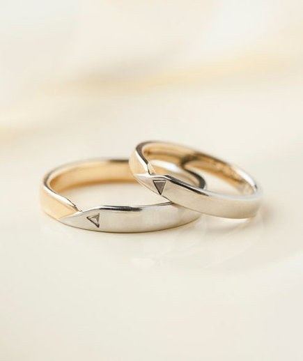 13 Unique Wedding Rings - Real Simple