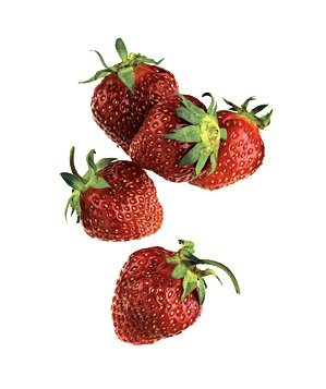 strawberries - Photo by RealSimple.com - Spring Produce