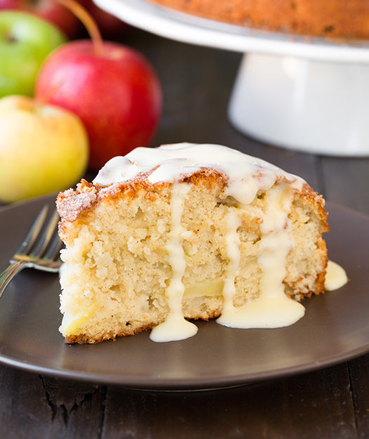 Authentic Irish Apple Cake Recipe