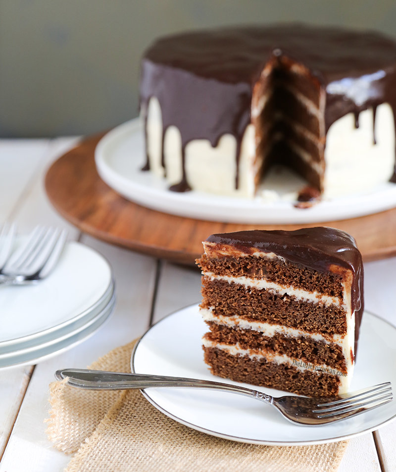 Irish Whiskey and Stout Chocolate Cake | 10 Traditional ...