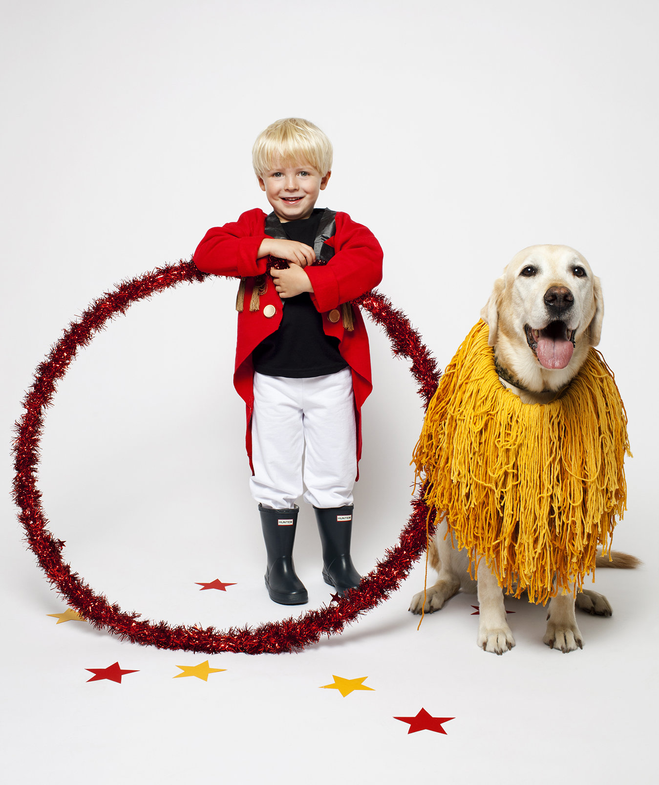 Lion Tamer And Lion Simple Halloween Costumes Real Simple