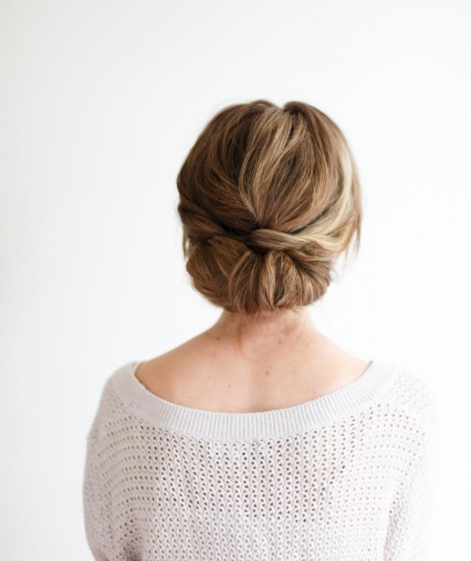 Low Bun | Wedding Hairstyles | Real Simple