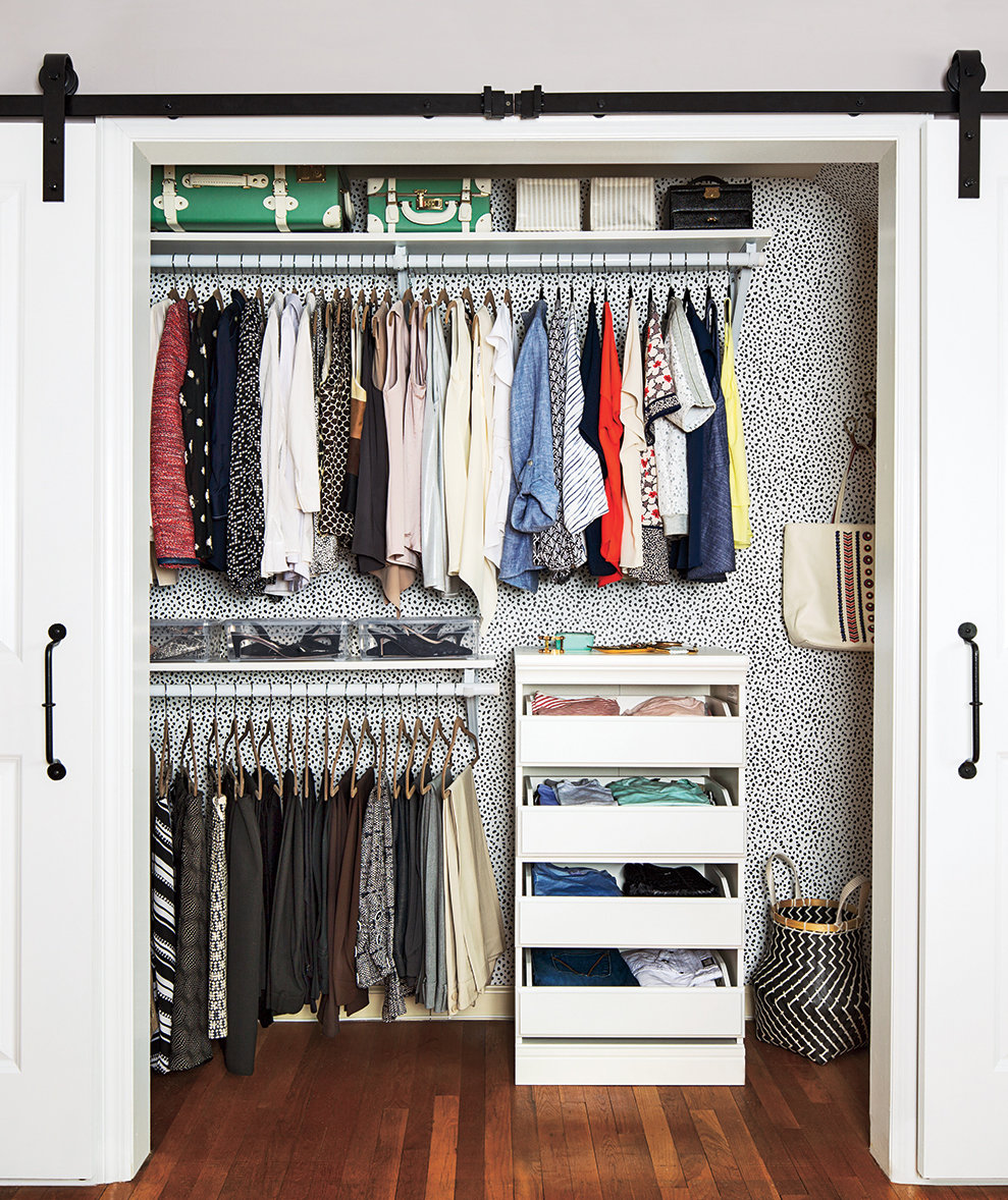 10 secrets only professional closet organizers know real for Organizing ideas for closets
