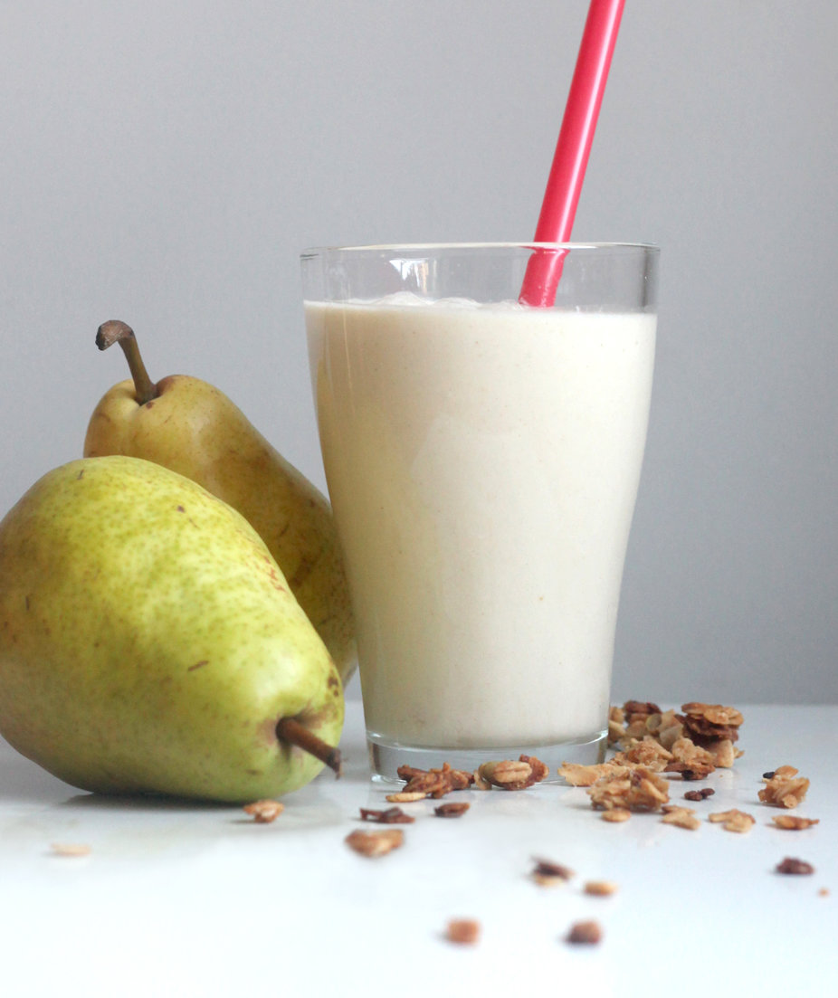 ... shakes moon smoothie pear ginger oat smoothie 1 2tsp ginger 1cup pear