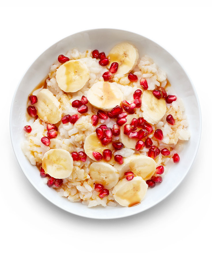 rice-pudding-banana-pomegranate-seeds-caramel