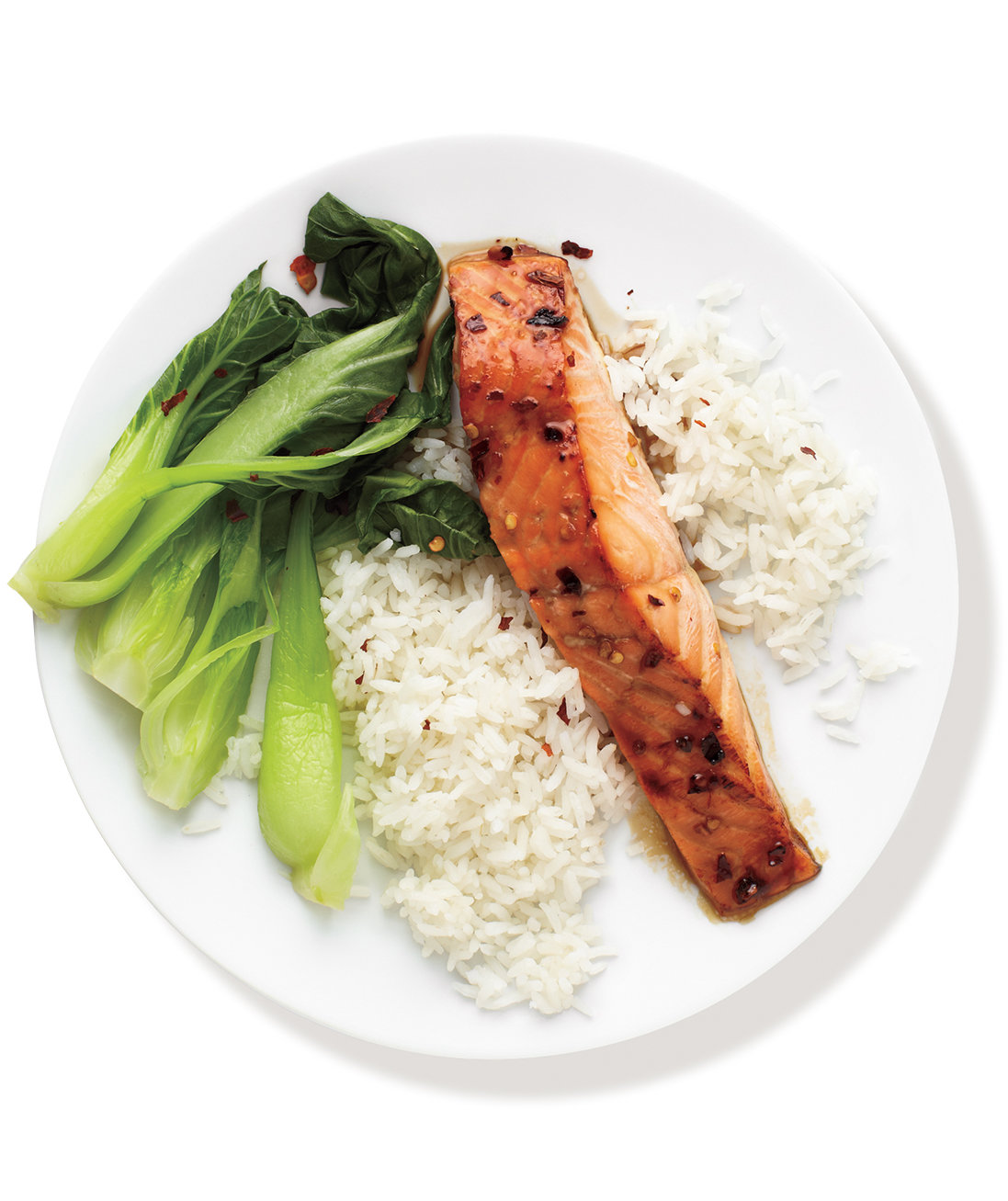 bok-choy-salmon-rice