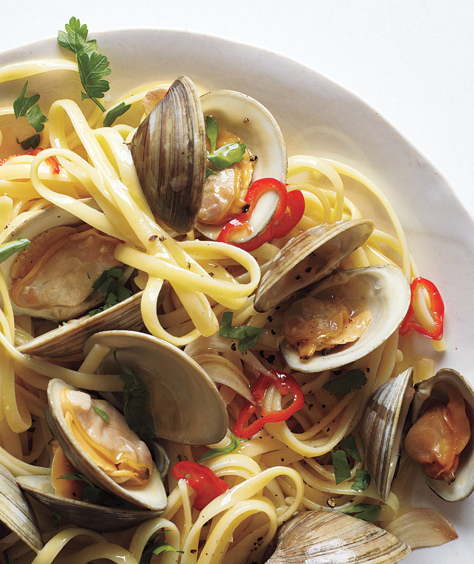 linguine-clams