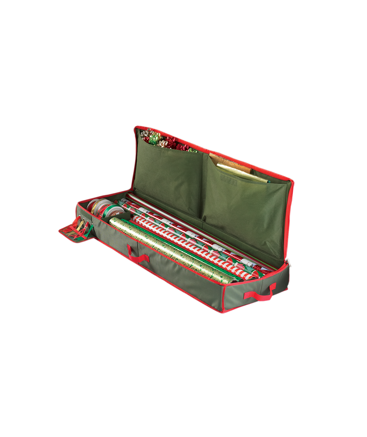 Www Bedbathandbeyond Com Store Locator: Real Simple® Holiday Gift Wrap Under Bed Wrapping Paper