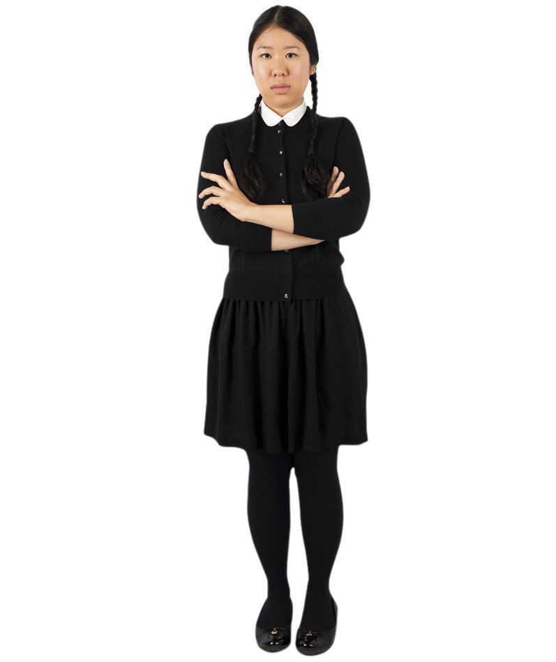 wednesday addams halloween costume wednesday creative costumes 30530
