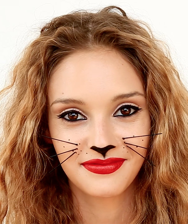 wild-cat-halloween-makeup