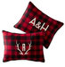 personalized-plaid-pillow-cover