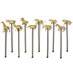 gold-wild-animal-drink-stirrers