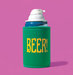 beer-koozie-shaving-cream-holder