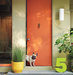 orange-door-and-dog