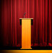 podium-curtain