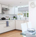 white-kitchen-glass-table