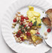 scrambled-eggs-beans-tomatoes-pesto