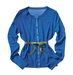 blue-cardigan-belt