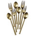brass-plated-forks-spoons