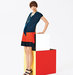 red-pleated-nautica-skirt