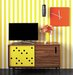 console-yellow-wall-stripes