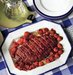 meat-loaf-roasted-tomatoes