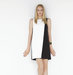 model-black-white-mod-shift-dress