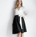model-white-wrap-top-black-skirt