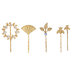 gold-decorative-bobby-pins