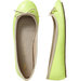 neon-leather-ballet-flats