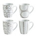 four-coffee-mugs