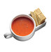 soup-crackers-mugs
