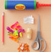 balloon-pump-string-scissors-menu-pencil-mini-confetti